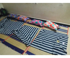 NEW USED MAT, PILLOW & BED SPREAD FOR IMMEDIATE SALE - Image 2/2