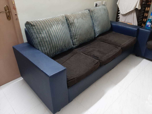 Used sofa 3+1+1 for sale - 1/2