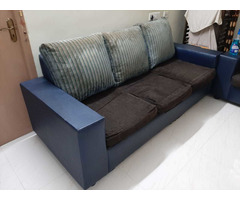 Used sofa 3+1+1 for sale - Image 1/2