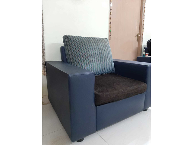 Used sofa 3+1+1 for sale - 2/2