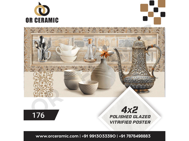 Cheap Poster Tiles Price   Kitchen Tiles, Wall Tile Manufacturer Company - 1/2