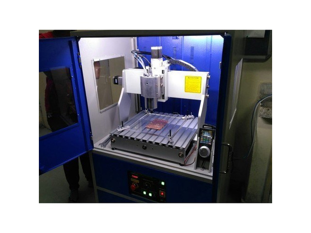 PCB prototyping machine (TH, SMD) (PCBMATE-300W) - 2/2