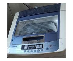 LG 6.5 Kg Top load Fully automatic washing machine (WF-T7239UL) - Image 2/2