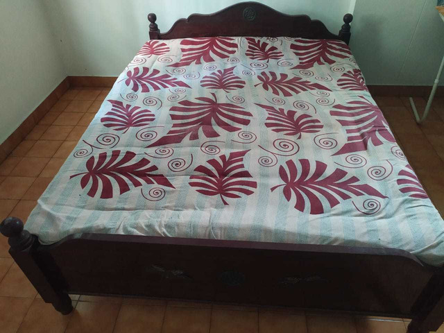Recently purcahses queen sized bed with matress - 3/3