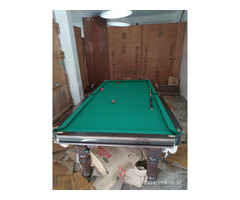Pool table at cheap rate available at good condition . All the acccessories available - Image 1/10