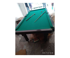 Pool table at cheap rate available at good condition . All the acccessories available - Image 2/10