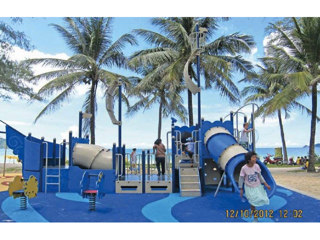 Playground Equipment Supplier in India - 1/10