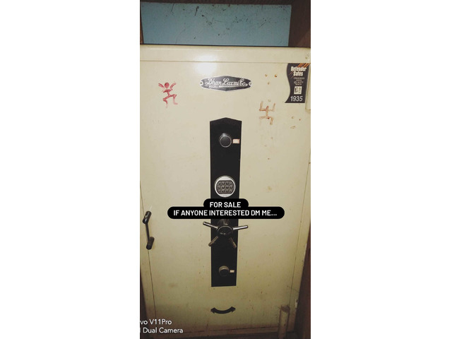 Jewellery Safe Locker for sale. - 6/6