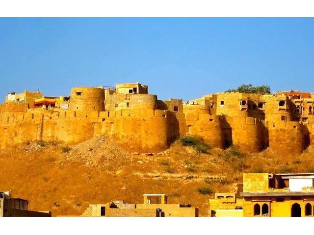 2 Nights 3 Days package Jaisalmer - 1/4