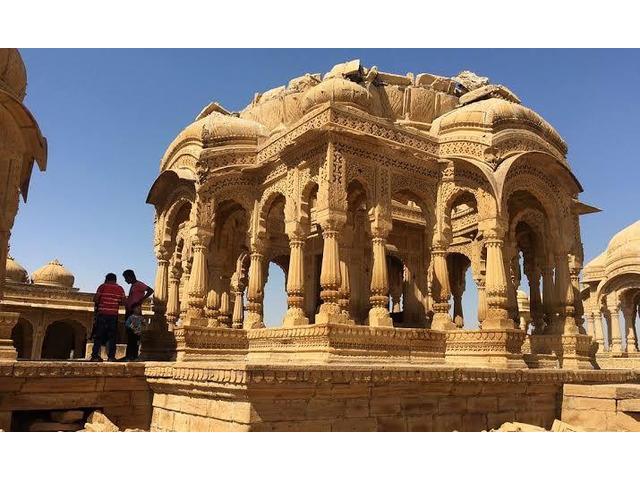 2 Nights 3 Days package Jaisalmer - 4/4