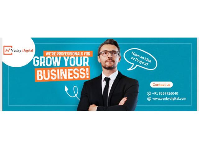 Best Digital Marketing Agency SEO SMO Company In Chandigarh - 1/7