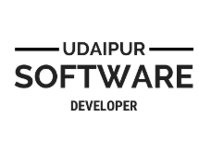 Software Development Company in Udaipur, Software developer in Udaipur - 1/1