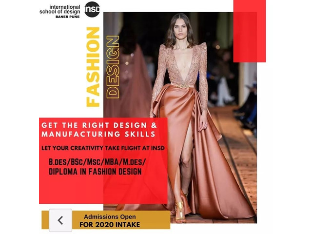Admission open for Interior and Fashion Designing courses in Pune - 1/2