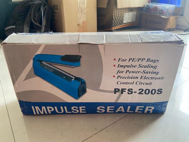 Impulse Sealer - 1/2