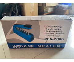 Impulse Sealer - Image 2/2