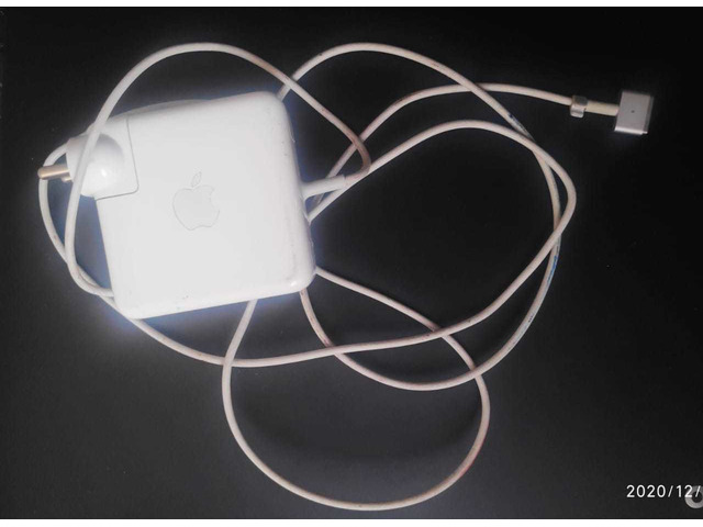 60W Megasafe 2 Power Adaptor (Apple Mac). Excellent condition. - 2/2