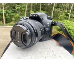 Sony Alpha 58 With Dual Lens - Image 1/6