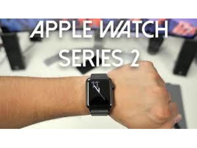Original apple i watch 42mm series 2 - 1/4