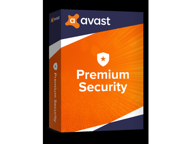 Avast Premium Security 1 Device 58 Years Key - 1/1