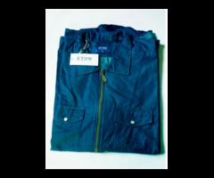 ETON Blue Overshirt - Image 1/2
