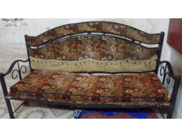 Sofa Cum Bed - 4/6