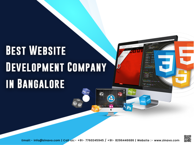 Best Website Development Company in Bangalore - 1/1