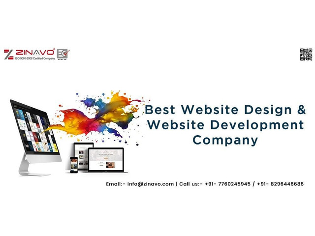 Best Web Design & Website Development Company In Kolkata - 1/1