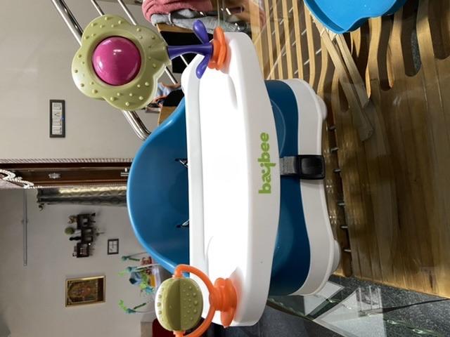 Baby booster/ feeding chair - 1/4
