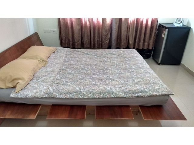 Japanese Style Bed - 1/4
