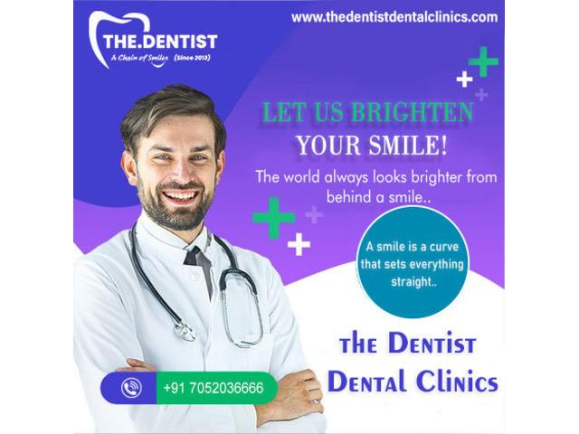 best dentist dr. in dhakoli - 1/1