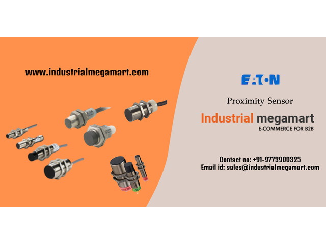 Eaton proximity sensor dealer Noida +91-9773900325 - 1/1