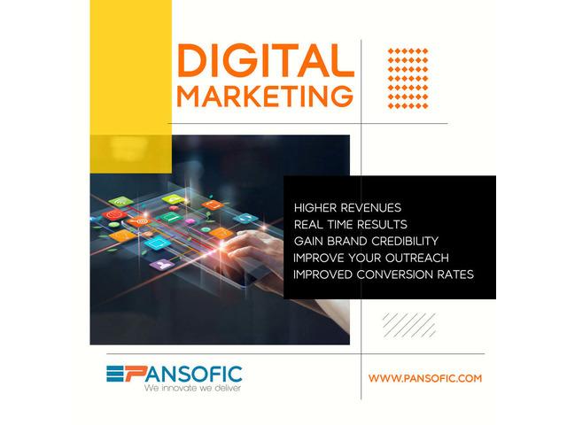 Digital Marketing Company in Ambala, Haryana - 1/5