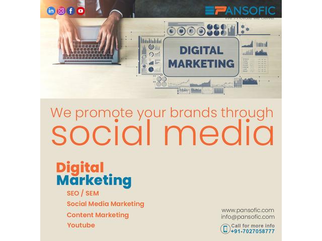 Digital Marketing Company in Ambala, Haryana - 3/5