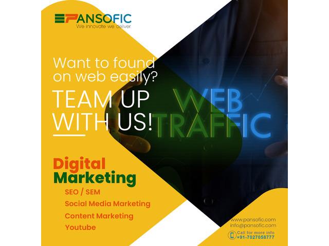 Digital Marketing Company in Ambala, Haryana - 4/5
