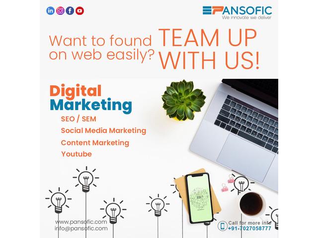 Digital Marketing Company in Ambala, Haryana - 5/5