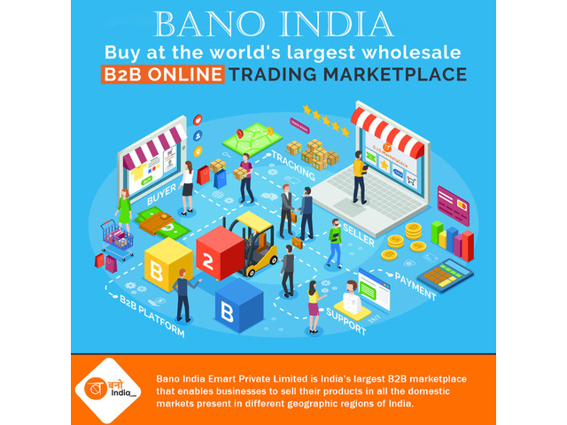 b2b wholesale marketplace in india - 1/1