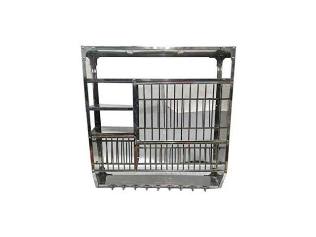 Stainless steel Kitchen Utensil Stand - 3/3