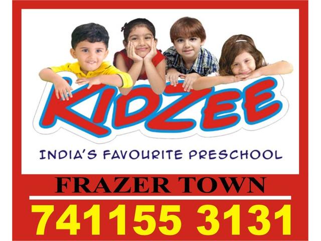 Play School Admission Started Now |Kidzee Frazer Town | 1813 | - 1/1