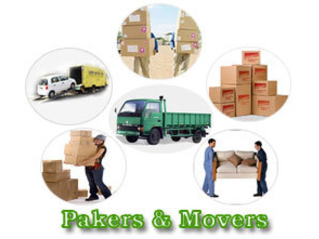 Packers and movers in goa - 1/1