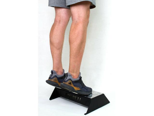 Calf Raise Step Block Strength & Muscle Training Fitness Gym - 2/4