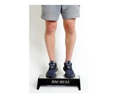Calf Raise Step Block Strength & Muscle Training Fitness Gym - Image 3/4