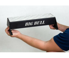 Calf Raise Step Block Strength & Muscle Training Fitness Gym - Image 4/4