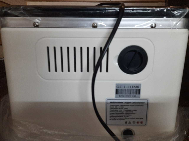 Oxygen concentrator - 2/2