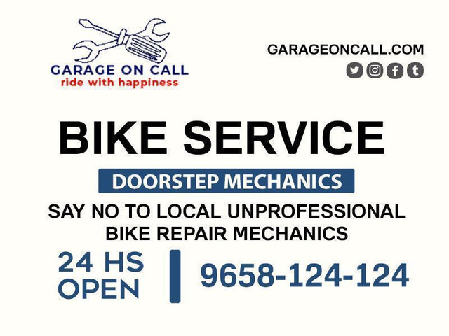 Doorstep Bike Service and Repairing - 1/10