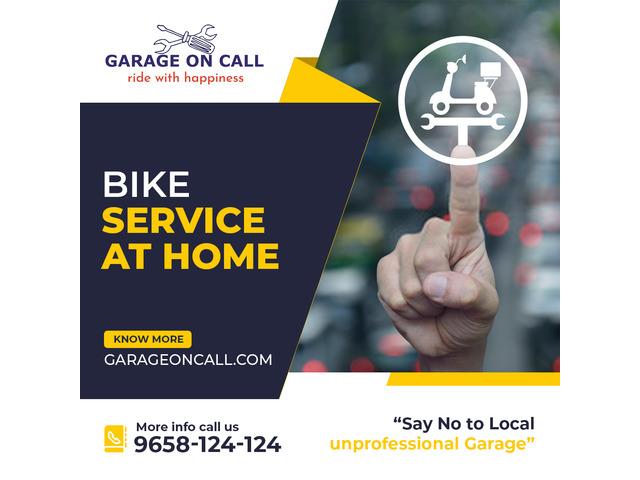 Doorstep Bike Service and Repairing - 2/10