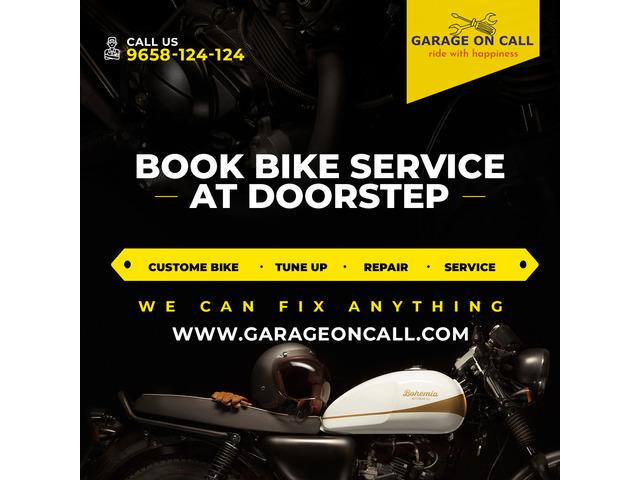 Doorstep Bike Service and Repairing - 3/10