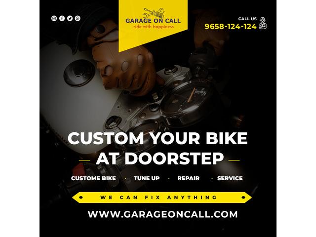 Doorstep Bike Service and Repairing - 4/10
