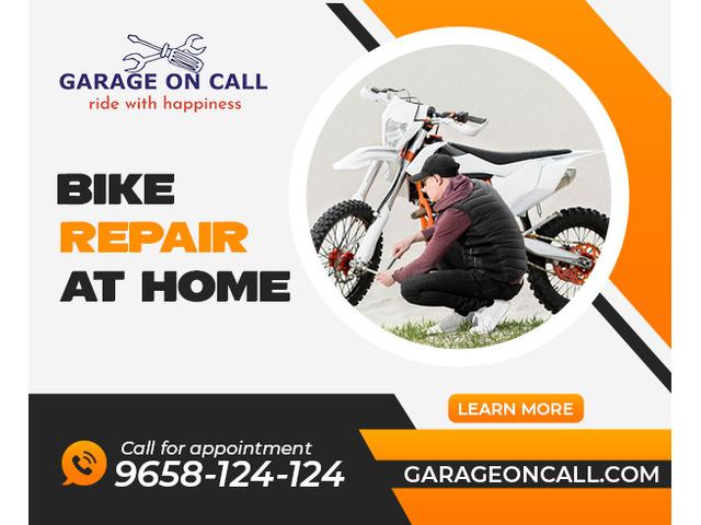 Doorstep Bike Service and Repairing - 5/10