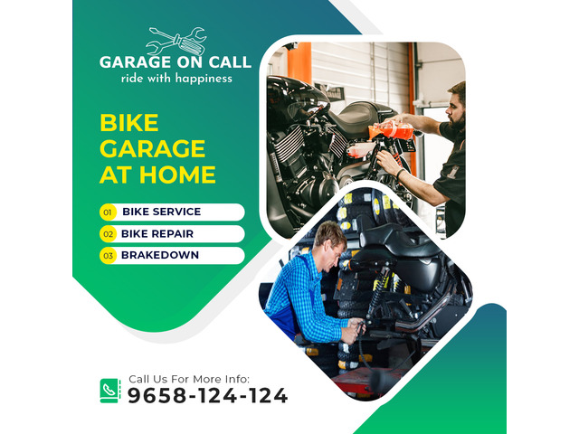 Doorstep Bike Service and Repairing - 6/10