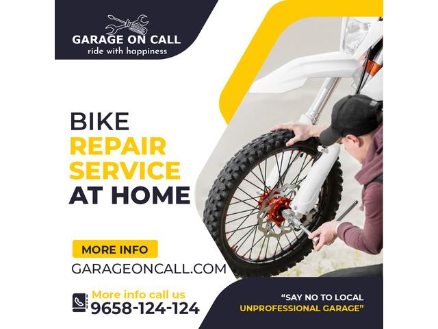 Doorstep Bike Service and Repairing - 7/10